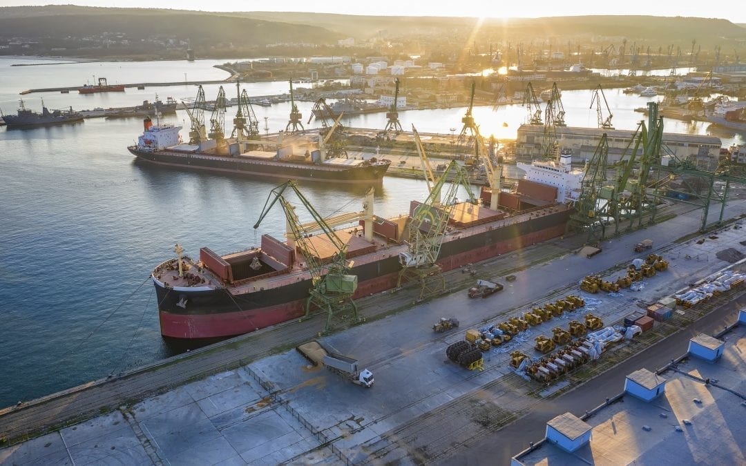 Whitepaper – Port Terminal Planning
