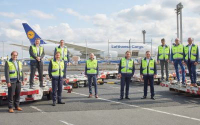 Newsflash – Lufthansa Cargo Boosts Handling Performance with New Production Planning System